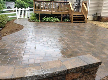 interlocking patios maryland